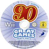 Family Party: 90 Great Games Party Pack Wii disc (SFYPAF)