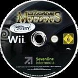 Galileo Mystery: The Crown of Midas Wii disc (SGJDSV)