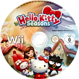 Hello Kitty Seasons Wii disc (SHKPNQ)
