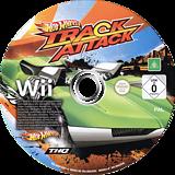 Hot Wheels:Track Attack Wii disc (SHVP78)