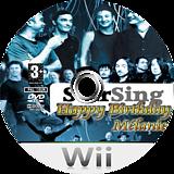 StarSing:Happy Birthday Mélanie v1.1 CUSTOM disc (SISMEL)