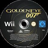 GoldenEye 007 Wii disc (SJBP52)
