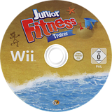 Junior Fitness Trainer Wii disc (SJFPGR)