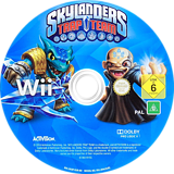 Skylanders: Trap Team Wii disc (SK8P52)