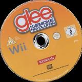 Karaoke Revolution Glee Wii disc (SKAPA4)