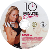 10 Minute Solution Wii disc (SM2P52)