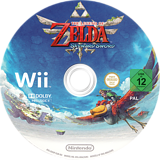 The Legend of Zelda: Skyward Sword Wii disc (SOUP01)