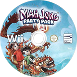 Mahjong Party Pack Wii disc (SPMPWP)