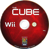 The Cube Wii disc (SQBPXT)
