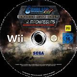 Gunblade NY & LA Machineguns: Arcade Hits Pack Wii disc (SQDP8P)