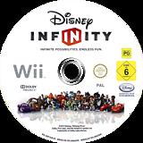Disney Infinity Wii disc (SQIP4Q)