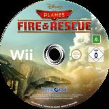 Disney Planes: Fire & Rescue Wii disc (SQQPVZ)