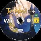 Disney Tangled Wii disc (SRPP4Q)