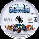 Skylanders: Spyro's Adventure Wii disc (SSPY52)