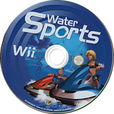 Water Sports Wii disc (SSWDRM)