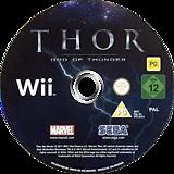 THOR: God of Thunder Wii disc (STHP8P)