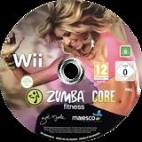 Zumba Fitness Core Wii disc (SU6XGT)