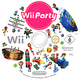 Wii Party Wii disc (SUPP01)