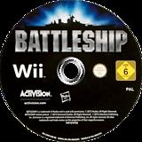 Battleship Wii disc (SVBP52)