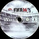 FIFA 14 - Legacy Edition Wii disc (SVHX69)