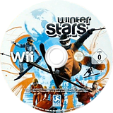 Winter Stars Wii disc (SW3PKM)