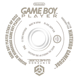 Game Boy Player GameCube disc (UGPP01)