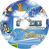 Sing It: Películas Disney CUSTOM disc (DMSP4Q)