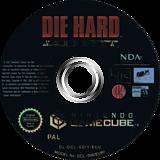 Die Hard: Vendetta GameCube disc (GDIY7D)