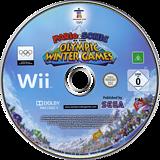 Mario & Sonic en los Juegos Olímpicos de Invierno Wii disc (ROLP8P)