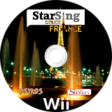 StarSing : Douce France v2.0 disque CUSTOM (CS6P00)