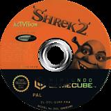 Shrek 2 disque GameCube (G3RF52)