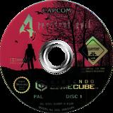 Resident Evil 4 disque GameCube (G4BP08)