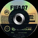 FIFA 07 disque GameCube (G4FF69)