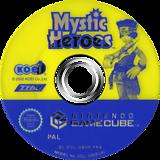Mystic Heroes disque GameCube (GBHFC8)