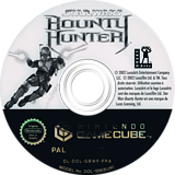 Star Wars Bounty Hunter disque GameCube (GBWF64)