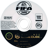 FIFA Football 2005 disque GameCube (GF5F69)