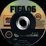FIFA 06 disque GameCube (GF6F69)