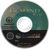 Beyond Good And Evil disque GameCube (GGEY41)