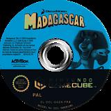 Madagascar disque GameCube (GGZX52)