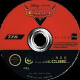 Cars: Quatre Roues disque GameCube (GKJF78)