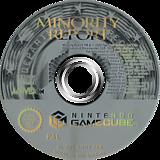 Minority Report: Le futur vous rattrape disque GameCube (GMWF52)