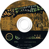 Need for Speed: Most Wanted disque GameCube (GOWF69)
