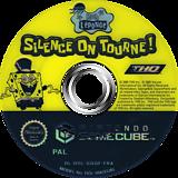 Bob L'éponge:Silence on tourne! disque GameCube (GQQF78)