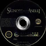 Il Signore degli Anelli: Le Due Torri GameCube disc (GLOI69)