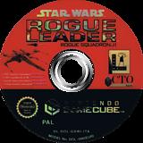 Star Wars Rogue Squadron II: Rogue Leader GameCube disc (GSWI64)