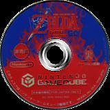 ゼルダの伝説 時のオカリナ GC GameCube disc (D43J01)