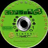 どうぶつの森 e+ GameCube disc (GAEJ01)