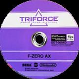 F-Zero AX CUSTOM disc (GFZJ8P)