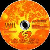 デカスポルタ2 Wii disc (R2SJ18)
