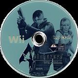 バイオハザード4 Wii edition Wii disc (RB4J08)